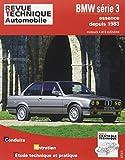 E.T.A.I - Revue Technique Automobile 448.6 - BMW SERIE 3 II - E30 - 1983 à 1991