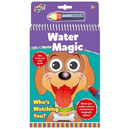 Galt Toys Water Magic huisdieren en onder de zee kleurboek voor kinderen