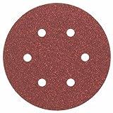 Bosch Professional  Schleifblatt  für Exzenterschleifer Holz und Farbe (5 Stück, Ø 150 mm, Körnung 60, C430)