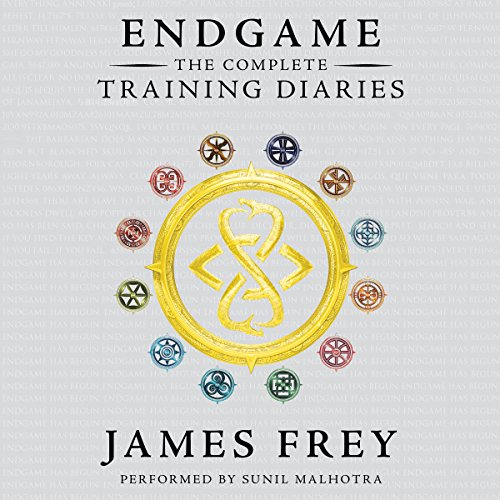 Endgame: The Complete Training Diaries audiobook cover art