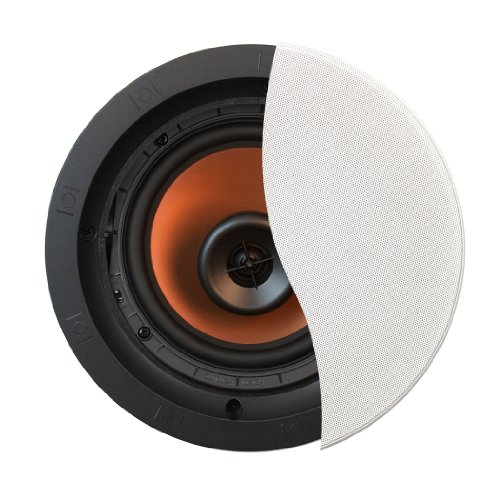 Klipsch CDT-5650-C II In-Ceiling Speaker - White (Each)