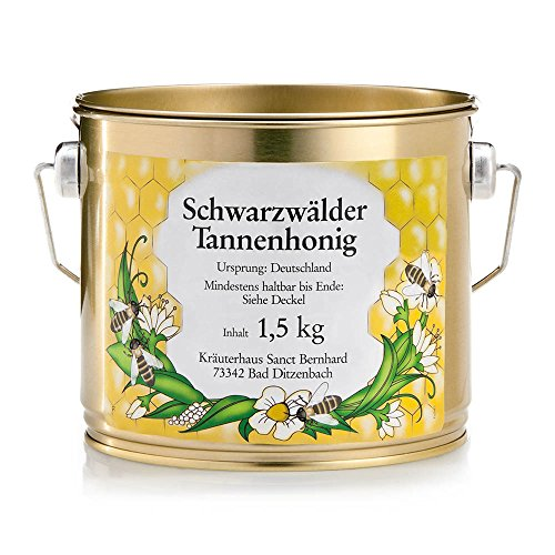 Sanct Bernhard Schwarzwälder Tannenhonig 1,5 kg