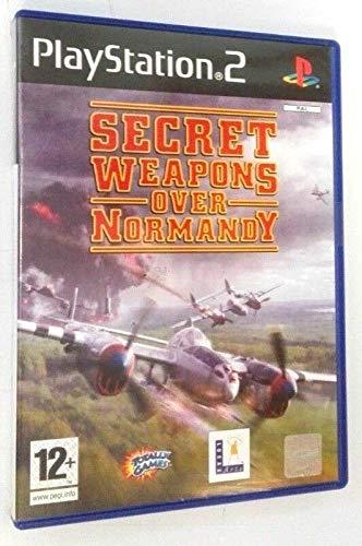 LucasArts Secret Weapons Over Normandy, PS2, ITA