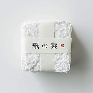 アワガミファクトリー 紙の素 紙漉き材料 (白)