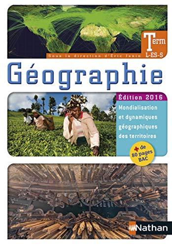Géographie Term L-ES-S