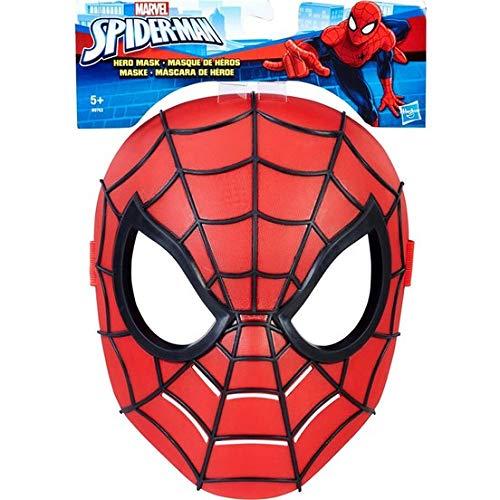 Marvel Spider-Man Maschera, Multicolore, Taglia única, H0629763
