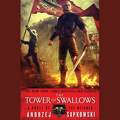Page de couverture de The Tower of Swallows