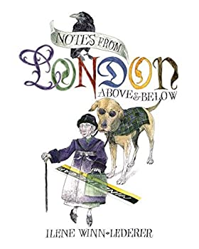 Paperback Notes From London: Above & Below Book