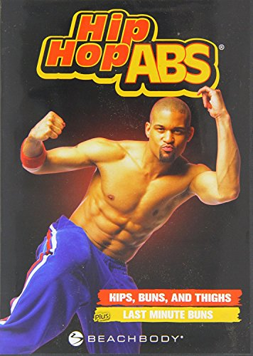 HIP HOP ABS - Hips, Buns, and Thighs DVD