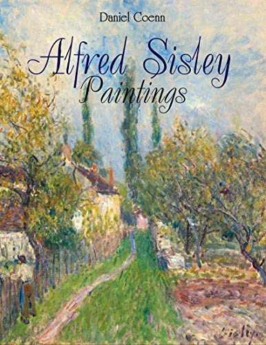 Alfred Sisley: Paintings (English Edition)