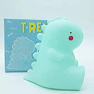 Amazon Black Sales Friday Cyber Sales Monday Sales & Cute Night Light for Kids,Led Nursery Bedroom Lamp Led Bedside Sleep Mood Nightlight Dinosaur Unicorn Ghost Bear Toy Gift for Children (Trex)