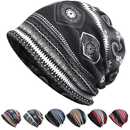 ニット帽 メンズ レディース ネックウォーマー 多機能 三重使用 ワッチキャップ 防寒 保温 伸縮 軽量 シン...