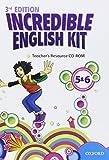 Incredible English Kit 5&6 Teacher's Resource CD-ROM 3rd Edition (Incredible English Kit Third Edition) - 9788467382419