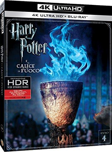 Harry Potter E Il Calice Di Fuoco (4K Ultra Hd+Blu-Ray) [Blu-ray]