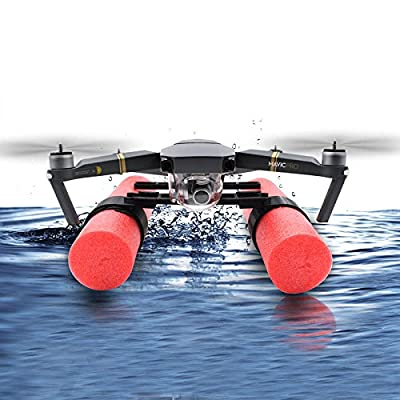 Flycoo Landing Gear for DJI Mavic Pro Drone Protection Accessories Landing Train Landing Kit Floating on the water Legs Feet Sponge Cushion