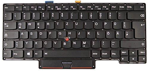 NExpert Original deutsche QWERTZ Tastatur für Lenovo ThinkPad X1 Carbon Serie kompatibel für folgende FRU No. 04X3613 04Y2965 04Y0798 04W2806 Model: GS85 GS-85D0 DE beleuchtet mit Backlight NEU