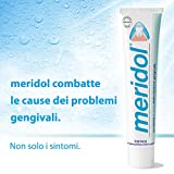 Zoom IMG-2 meridol dentifricio protezione gengive con