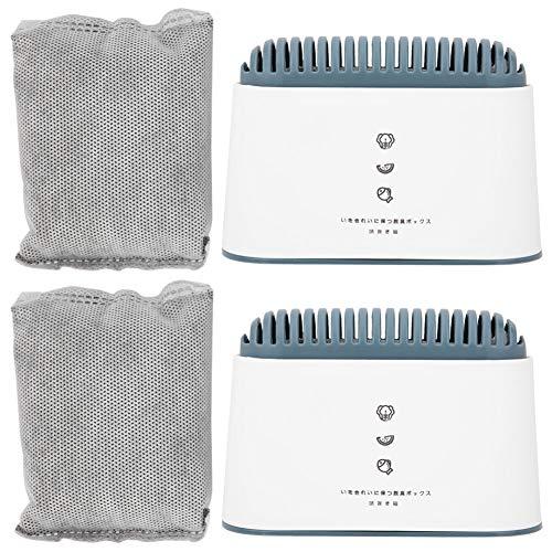 HERCHR Koelkast Deodorant Doos Reinigingsgereedschap Huishoudartikelen Dagelijkse benodigdheden Zuiveringszout voor koelkast en vriezer