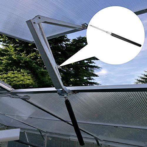 温室窗口开启器,自动屋顶通风开启器用太阳能为温室供电