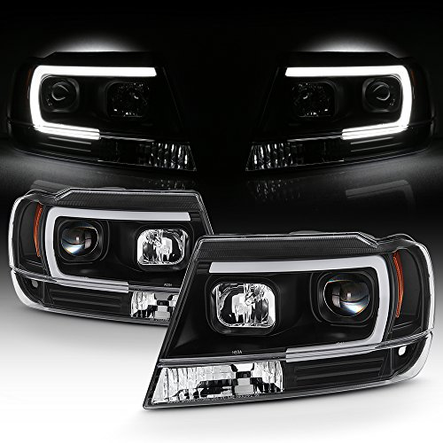 04 jeep grand cherokee headlights - 4