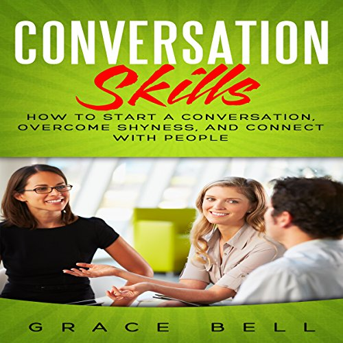 Conversation Skills audiobook cover art