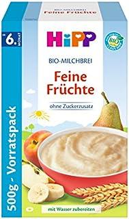 Hipp 喜宝 细腻果泥牛奶米糊,4盒装 (4 x 500 克)