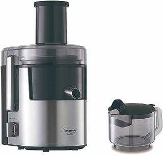 Panasonic stainless steel centrifugal juice extractor,silver MJ-DJ01STZ