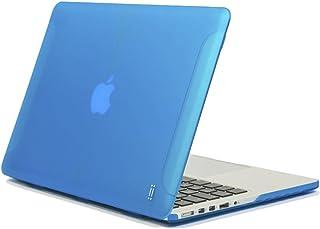 aiino - Custodia Matte compatibile per MacBook Pro Retina 15, Modello A1398 - Blu