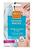 Merz Spezial Reinigende Maske Weiße Tonerde und Zink, 15er Pack (15x 15 ml)
