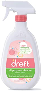 Dreft All Purpose Cleaner, 22 Ounce, (Pack of 3)