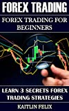 Forex Trading: Forex Trading For Beginners: Learn 3 Secrets Forex Trading Strategies (English Edition)