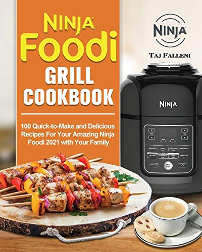 Ninja Foodi Grill Cookbook