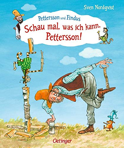 Schau mal, was ich kann, Pettersson! (Pettersson und Findus)