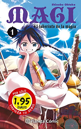 MM Magi nº 01 1,95 (Manga Manía)