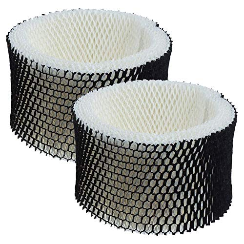 Colorfullife 2 Pack Filters Compatible with Holmes & Sunbeam Humidifier Filter A,Replacement Parts HWF62 HWF62CS HWF62D (2)