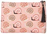 Now Designs Linen World Design Cosmetic Bag-Small