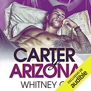 Carter y Arizona [Carter and Arizona]                   De :                                                                                                                                 Whitney G.                               Lu par :                                                                                                                                 Marc Gomez,                                                                                        Olivia Vives                      Durée : 8 h et 14 min     Pas de notations     Global 0,0
