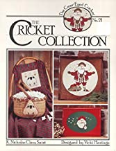 The Cricket Collection: K. Nicholas Claus, Saint (Craft Book, Cross Stitch) (The Cross-Eyed Cricket, #21)