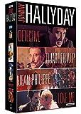 Johnny Hallyday-Détective + Quartier V.I.P + Jean-Philippe + Love Me [Import Italien]