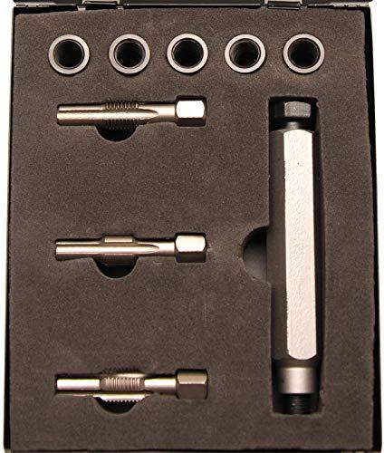 BGS 8649 | Kit de réparation pour filet de bougie | M10 x 1,25