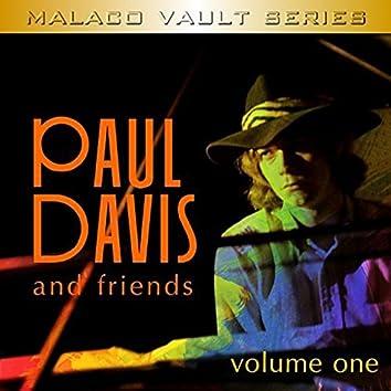Paul Davis & Friends Vol. 1