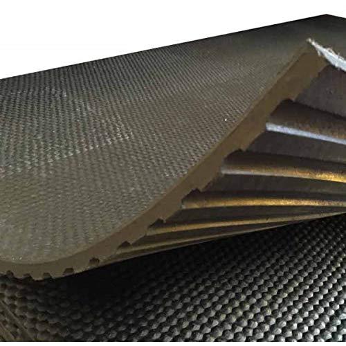 ARKMat 10 x Marteau Caoutchouc Stable Sol Tapis | 12mm Épais | 6 x 4ft Chaque