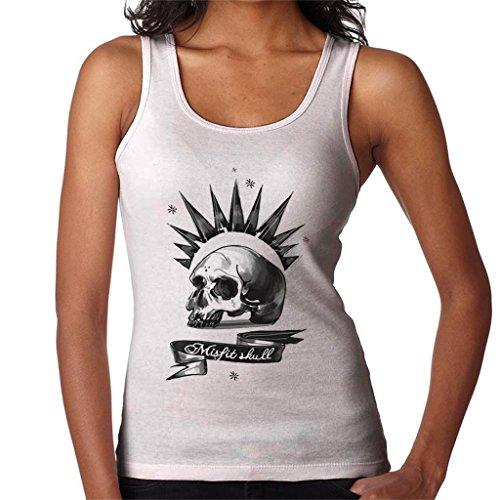 Life is Strange Misfit Skull Women's Vest