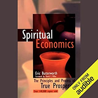 Spiritual Economics audiobook cover art