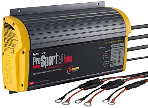 ProMariner 43021 3 Bank Battery Charger