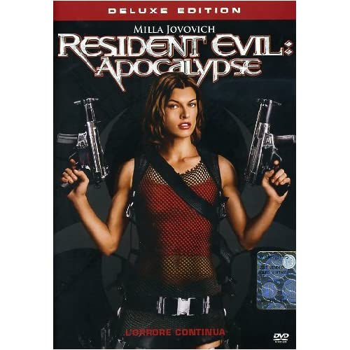 Resident Evil:Apocalypse(Deluxe Edt