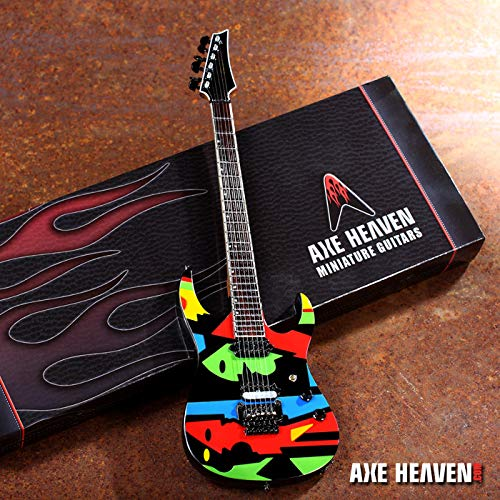 Mini DREAM THEATER JOHN PETRUCCI Color guitarra de Picasso: Amazon ...