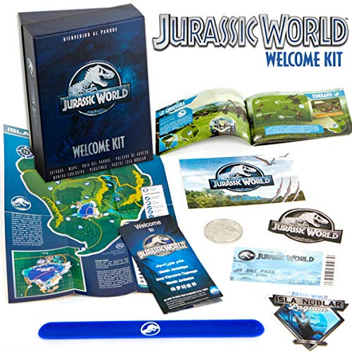 NONAME Netaddiction - Doctor Collector - Jurassic Park Welcome Kit - AccessoriAccessori