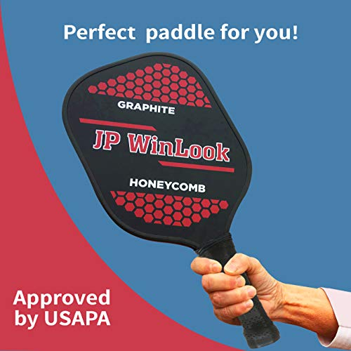 JP WinLook Pickleball Paddle perfect paddle
