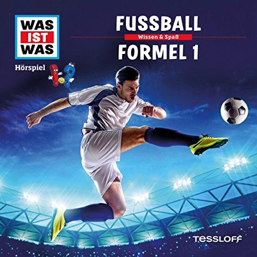 Fußball / Formel 1 (Was ist Was 14) Titelbild